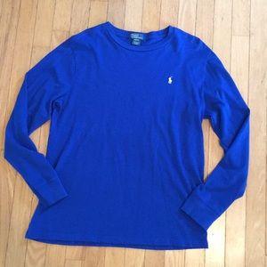 Polo by Ralph Lauren long sleeve t-shirt.